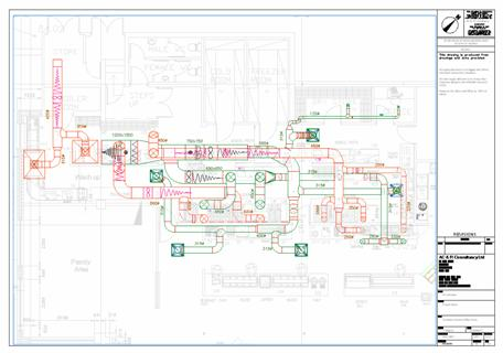 Refrigeration Consultant Drawing